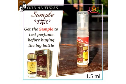 Oud Al Turas Sample 1.5ml