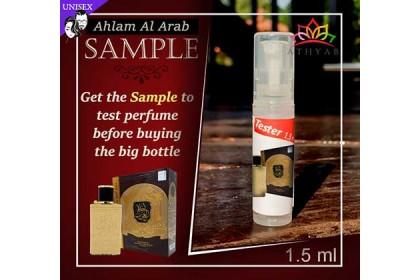 All Perfume Samples (1.5ml each)