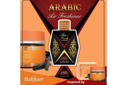 Bakhoor Car Air Freshener