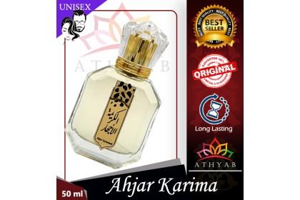 Ahjar Karima Arabic perfume 50ml