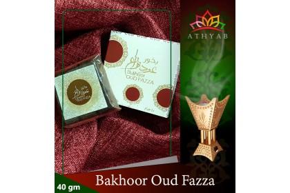 BAKHOOR OUD FAZZA - BAKHOOR ARAB (ARABIC INCENSE)