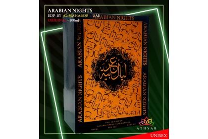 ARABIAN NIGHT ORIGINAL ARABIC PERUME