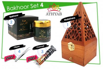 Bakhoor Set