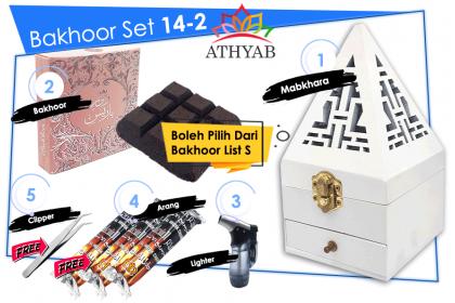 Bakhoor Set 14