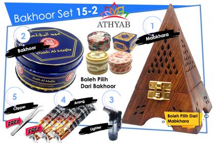 Bakhoor Set 15